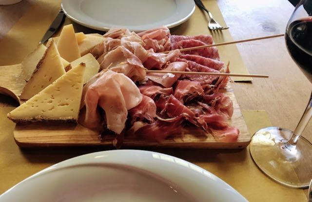 Where to eat in the Prosecco Region Al Milani