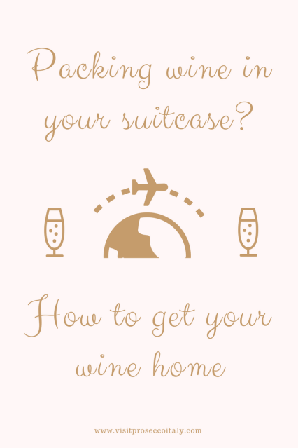 Flying with wine - How to get your wine home
