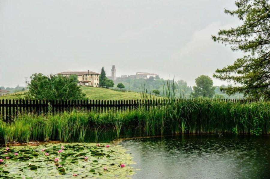 Where to stay in the Prosecco region Agritourism Borgoluce