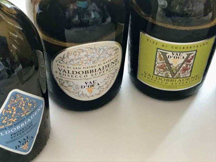 Val Doca - which vineyards to visit in the Prosecco region of Italy
