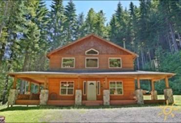 Crystal Mountain Cabins img23