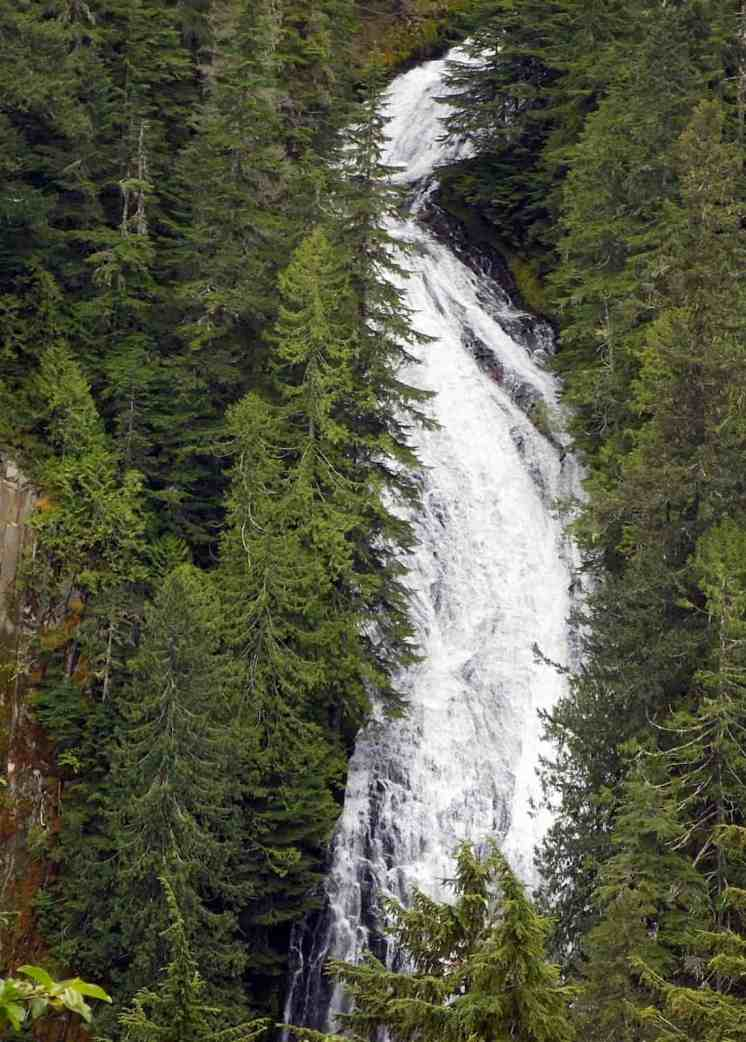 Lava Creek Falls from US 12