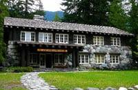 Longmire Wilderness Visitor Center