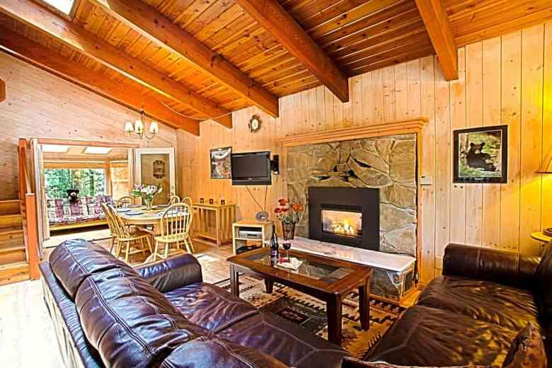 Three Bears Lodge Visit Rainier