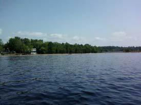 Kettle Cove Sebago Lake