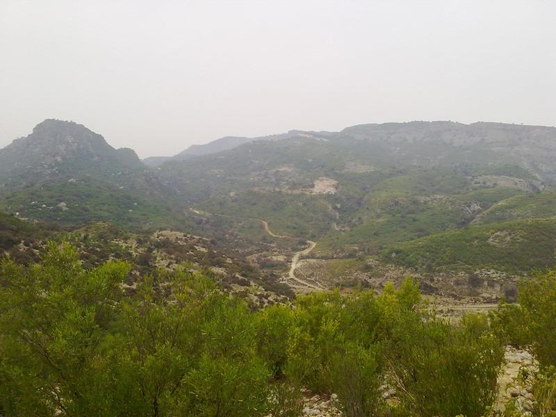Tulajha Soon valley