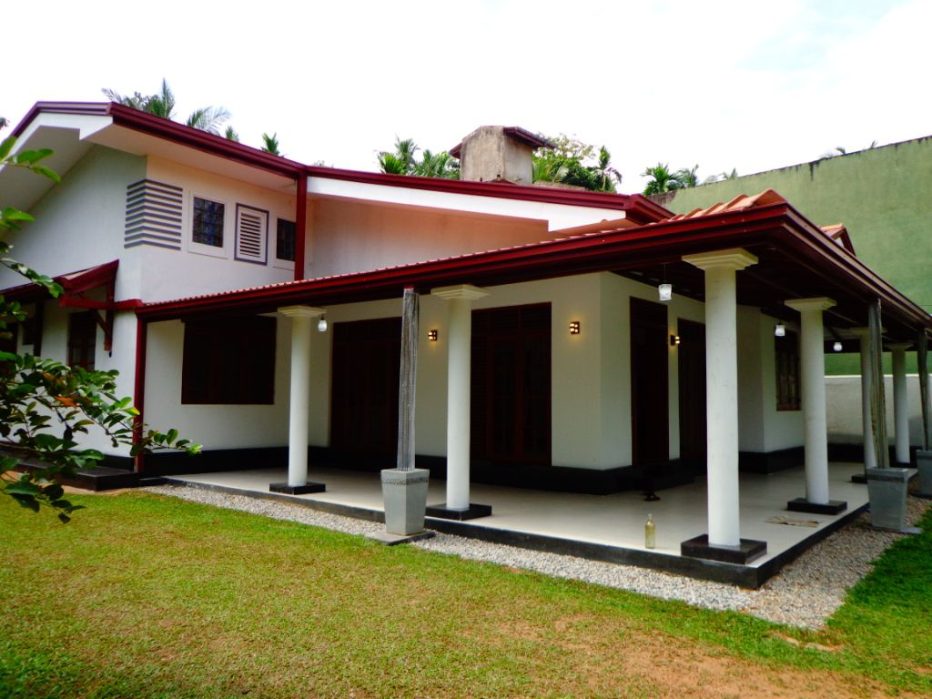 Brand new house for sale at kottawa real estate visit for Small modern homes for sale