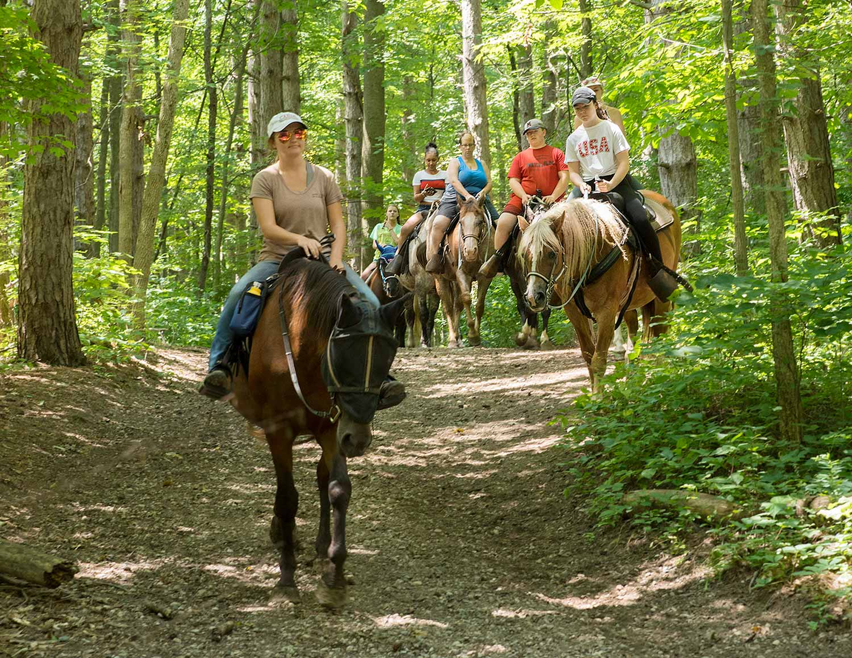 Pokagon State Park - Steuben County Tourism Bureau