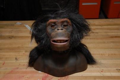 Wowee Chimpanzee Head