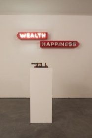 Wealth or Happiness - Steve Lambert