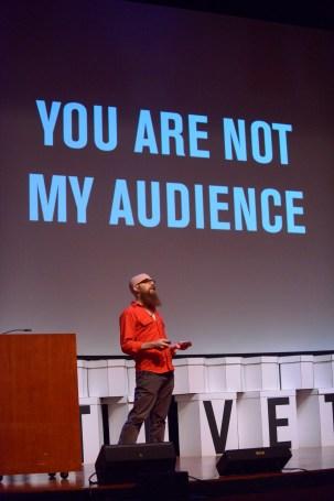 Steve Lambert at Creative Time Summit 2012