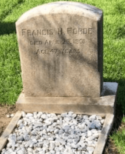 Forde, Francis H.