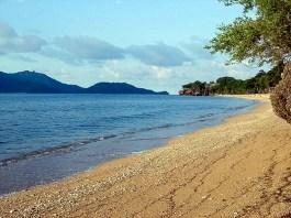 Sofanda Beach in Mount Tambora Area