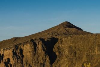 Mount Tambora summit