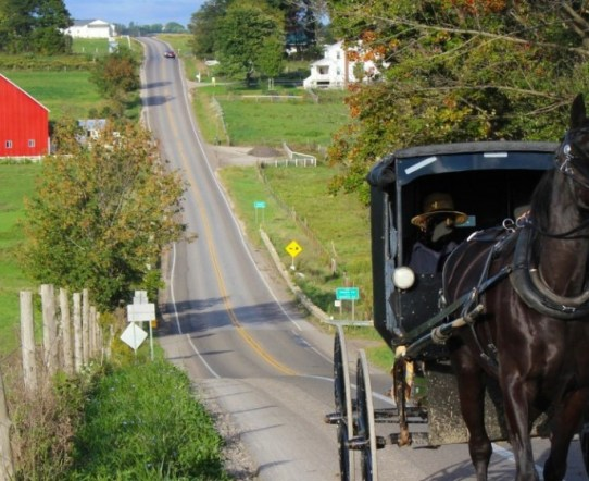 Welcome To Amish Country