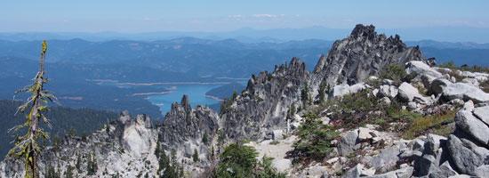 Trinity Alps California