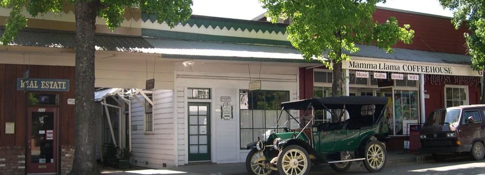 Weaverville CA Historic District
