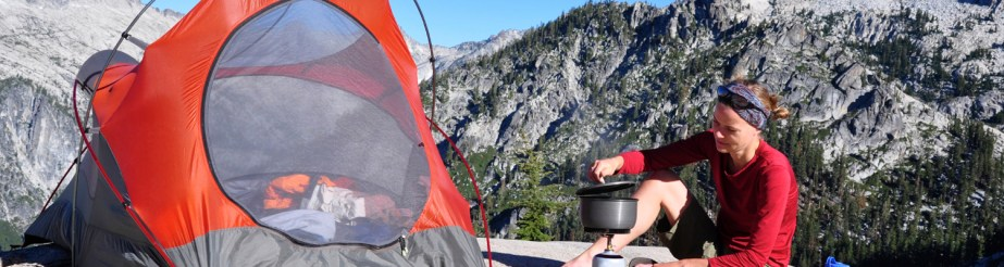 Trinity County Alps Camping and Hiking