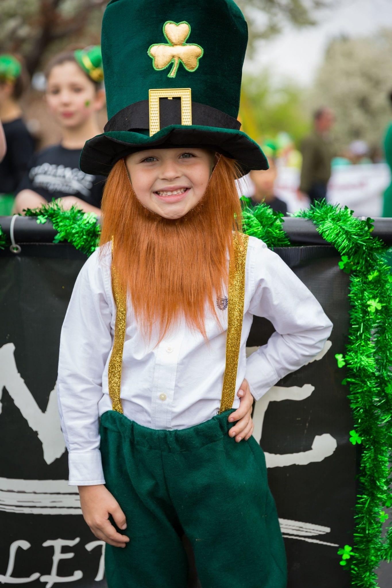 St Patrick S Day Festival In Dublin