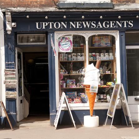 Upton Newsagents