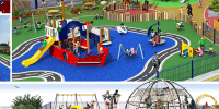 Upton upon Severns Park plan 2018