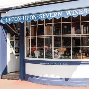 Upton Wine Shop