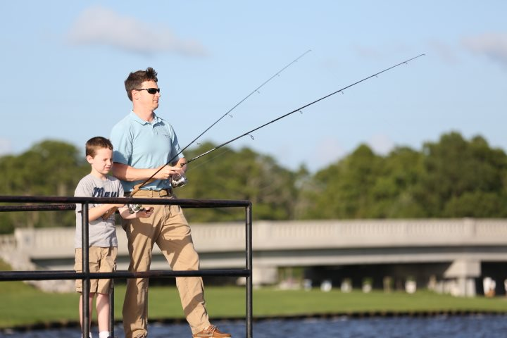 Good Things Come to those Who Bait: A look at Fishing in Washington on the Pamlico