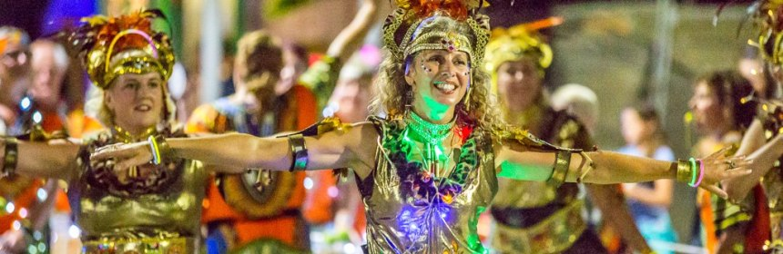 help ryde carnival become the uk s most popular in 2018