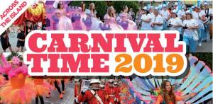 carnival time poster 2019