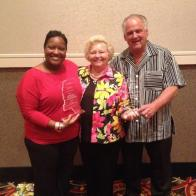 Paul and JoAnn Adams and Tonja Ray-Smith MTA Awards