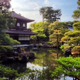 Ginkakuji - Gümüş tapınak