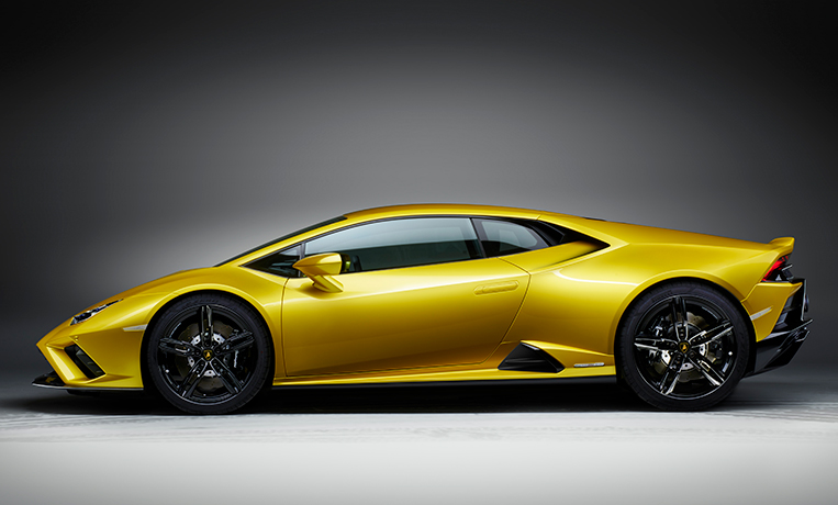 The Lamborghini Huracan Evo now has a RWD version | VISOR PH