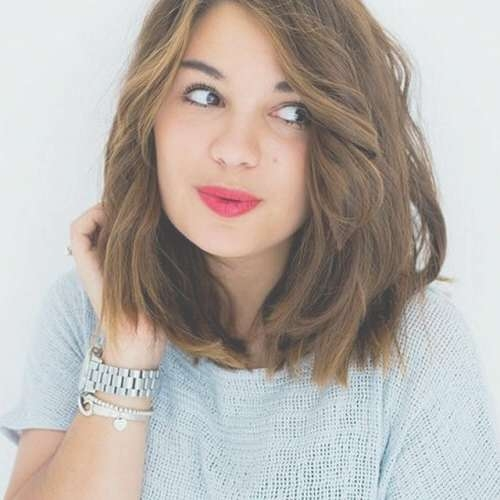 50 Alluring Short Haircuts For Thick Hair Motive Throughout 2018 Low Maintenance