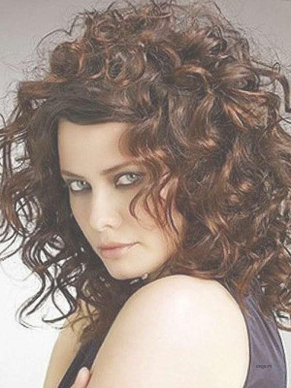Long Layered Cut Haircuts For Naturally Curly Hair