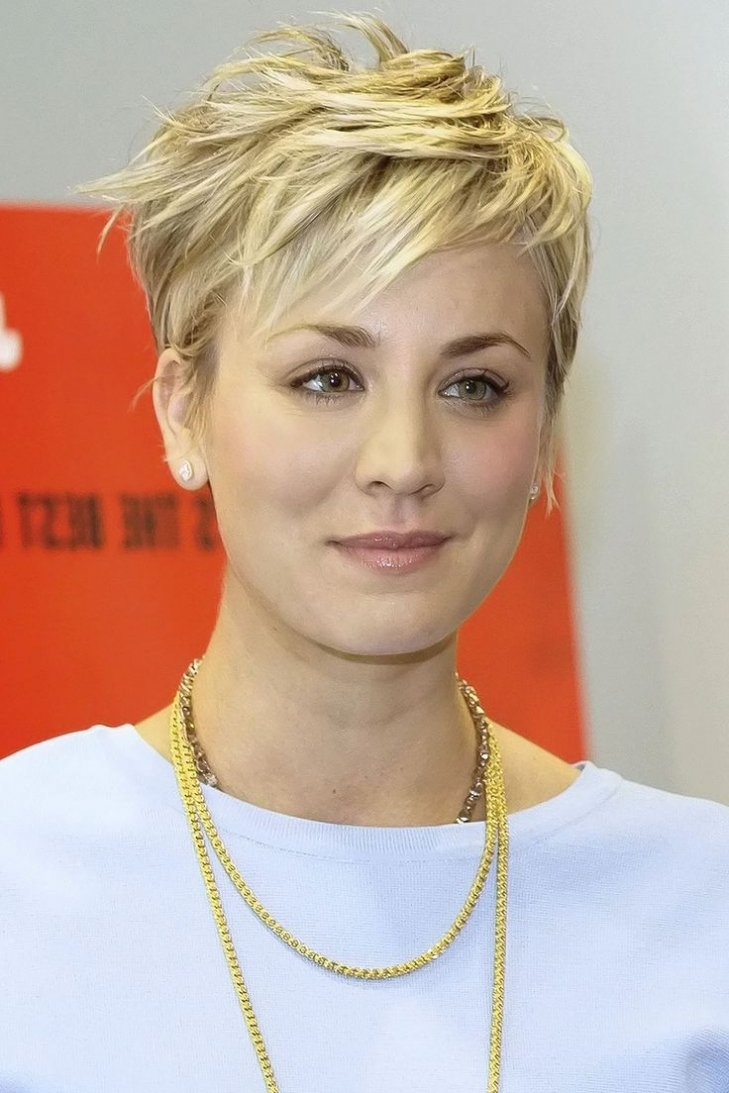 2019 Latest Very Short Textured Pixie Hairstyles