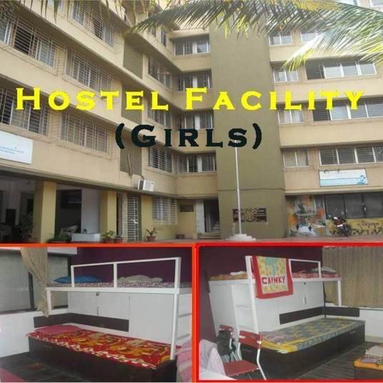 Ladies Hostel at New Panvel Campus