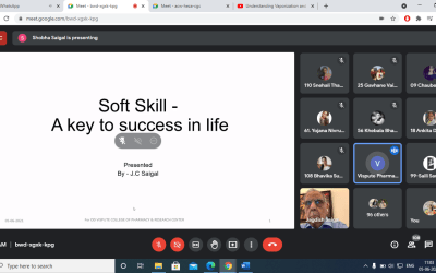 Soft Skills – A key to success in life