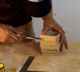 finition ciseau a bois