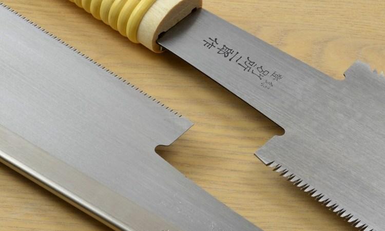 scies japonaises
