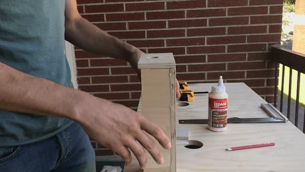 14-Assemblage tiroir