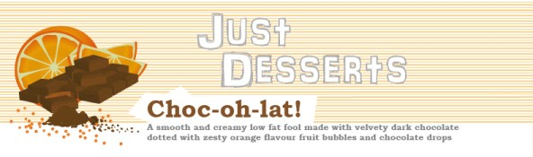 Packaging sleeve concept for a new range of desserts. Designed in Adobe Illustrator.
