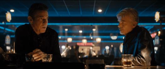 Billy McBride meets Wade Blackwood in the Rising Sun Casino.