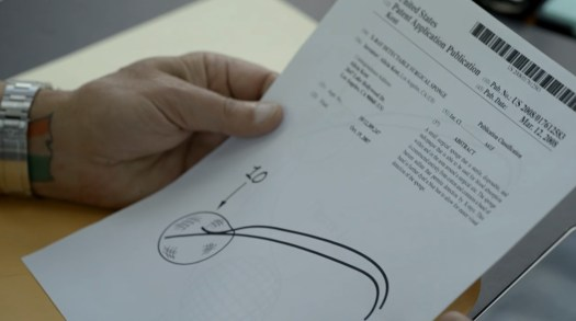 Bosch finds a patent for an x-ray detectable surgical sponge in Kent's office drawer. Bosch asks: What's medical physicist.