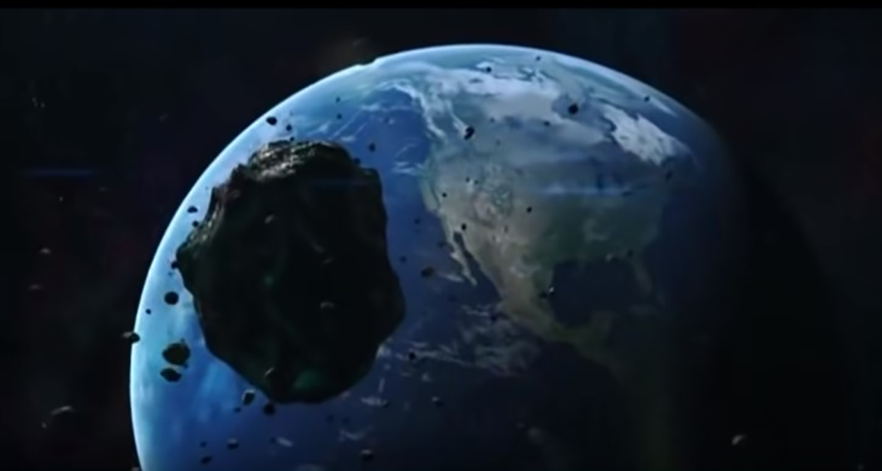 Impact Earth (2015) from the list of every asteroid and comet disaster movie ever made. Earth threatening asteroids and comets.