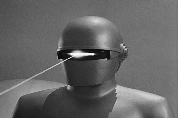 Gort the robot from The Day the Earth Stood Still (1951)
