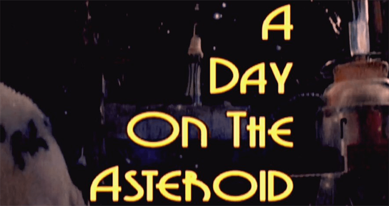 A Day On The Asteroid (2009)