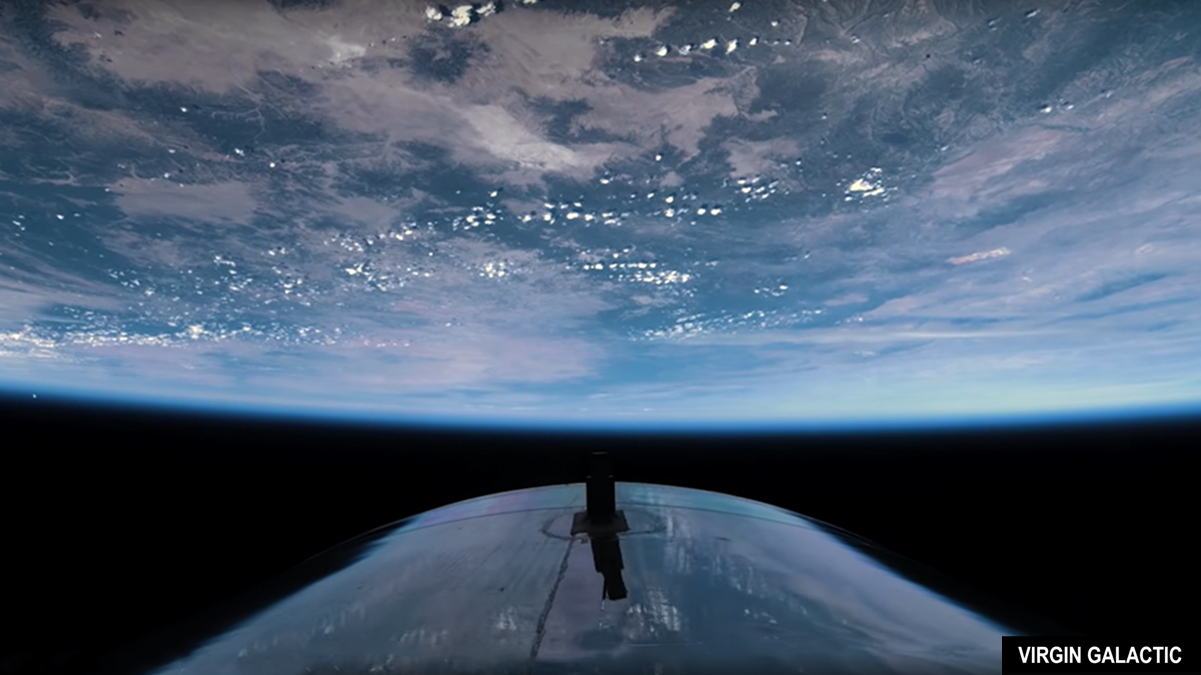 The Edge of Space
