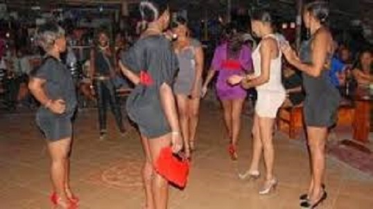 Sex workers in Nigeria suspend services as a result of COVID- 19