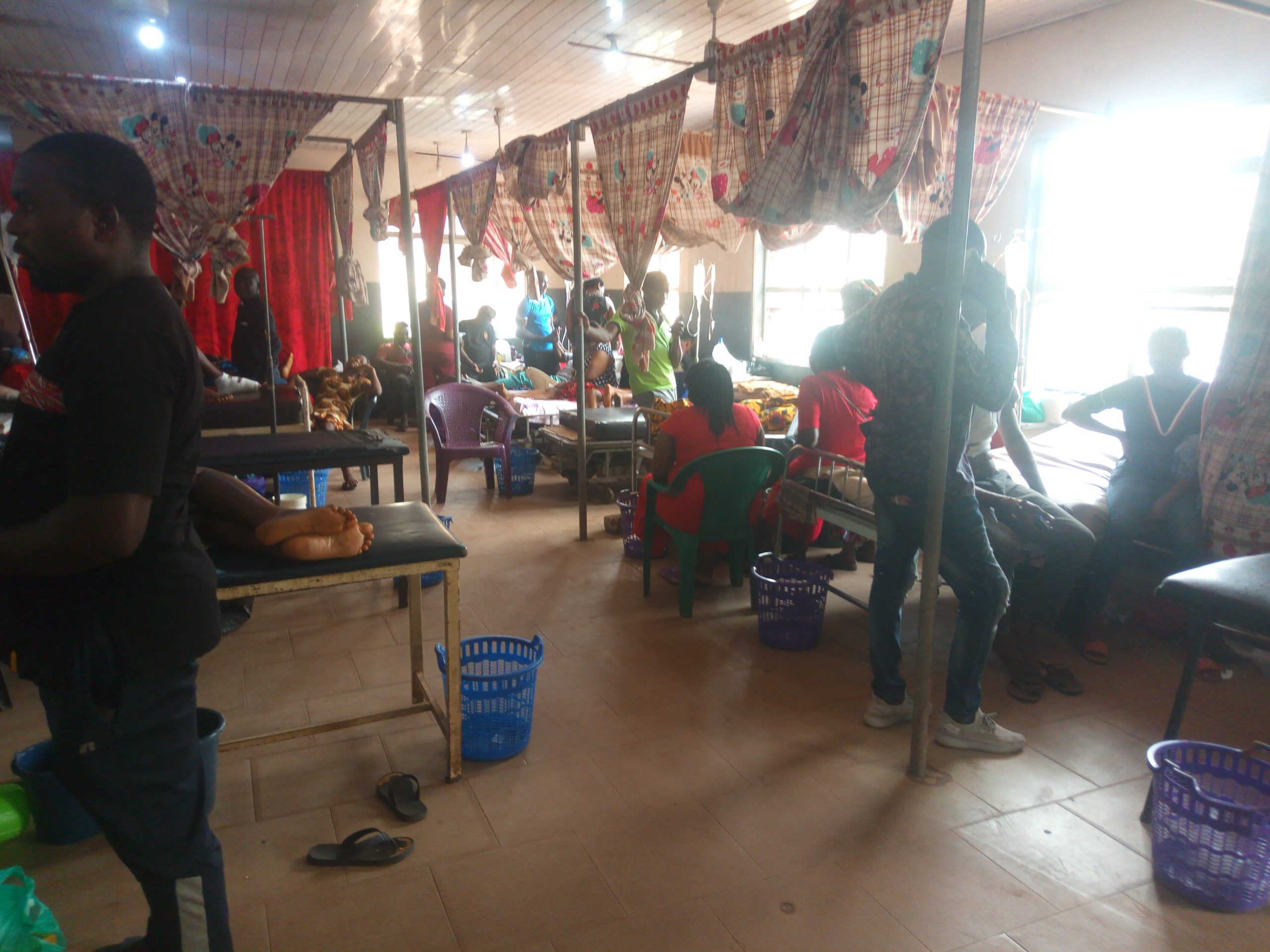 We are at the mercy of COVID-19, Enugu health workers cry out