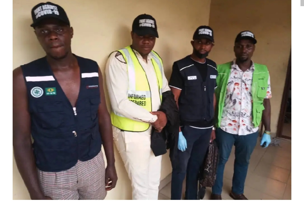 Police arrests fake COVID-19 team in Anambra